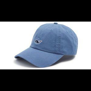 Vineyard Vines Blue Classic Baseball Cap (Unisex)